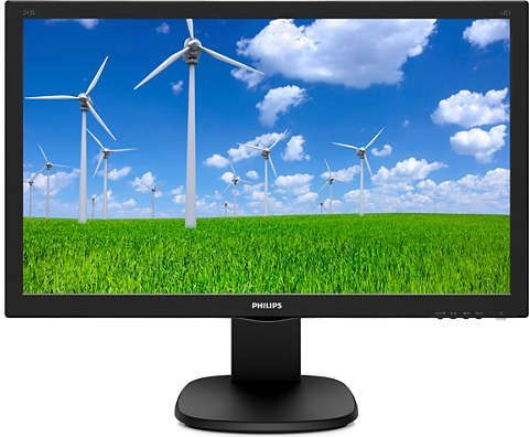 Monitor Philips S-line 243S5LJMB/00 1
