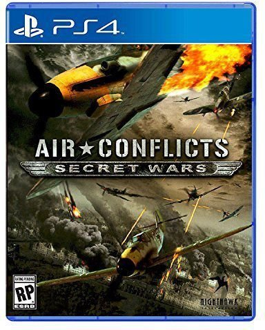 Air Conflicts Secret Wars 1