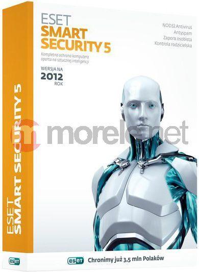 ESET Smart Security 1 urządzenie 12 miesięcy  (SMART1/12) 1