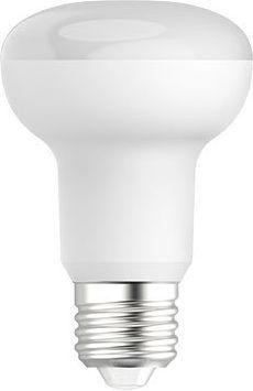 GE Lighting Żarówka LED 8W, E27, LED8, R63, 3000K (93061079) 1