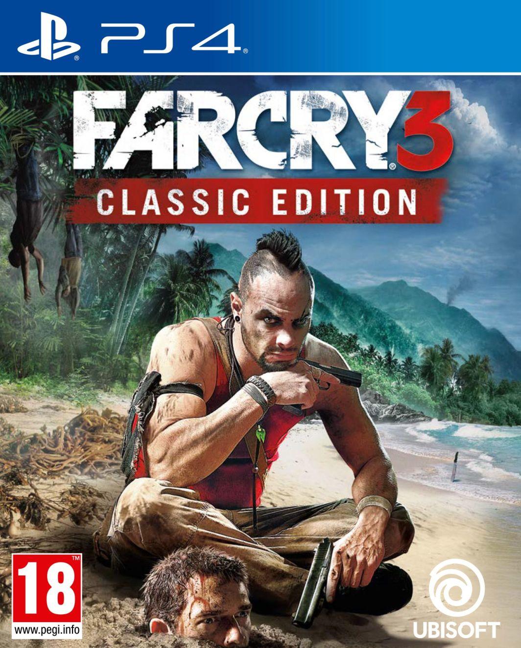 Far Cry 3 HD PS4 1
