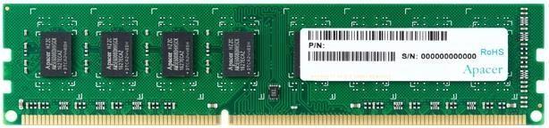 Pamięć Apacer DDR3L, 4 GB, 1600MHz, CL11 (DG.04G2K.KAM) 1
