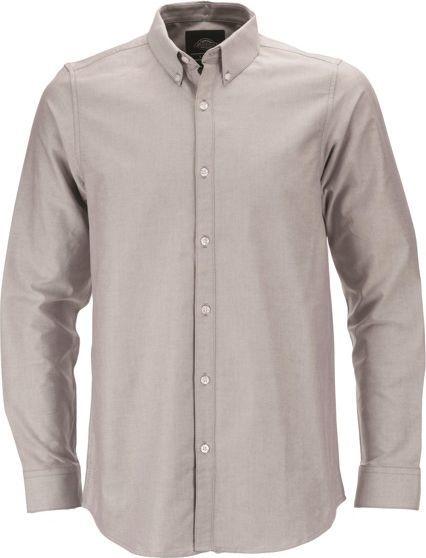 Dickies Koszula męska Mount Plesant Shirt szara r. S 1