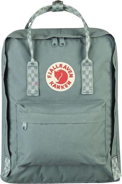 buty do separacji najniższa cena tanio na sprzedaż Fjallraven Plecak Kanken Frost Green-Chess Pattern ID produktu: 4198702