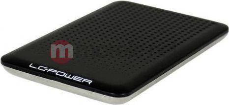 """Kieszeń LC-Power USB 2.0 - 2.5"""" SATA II (LC-PRO-25BU) 1"""