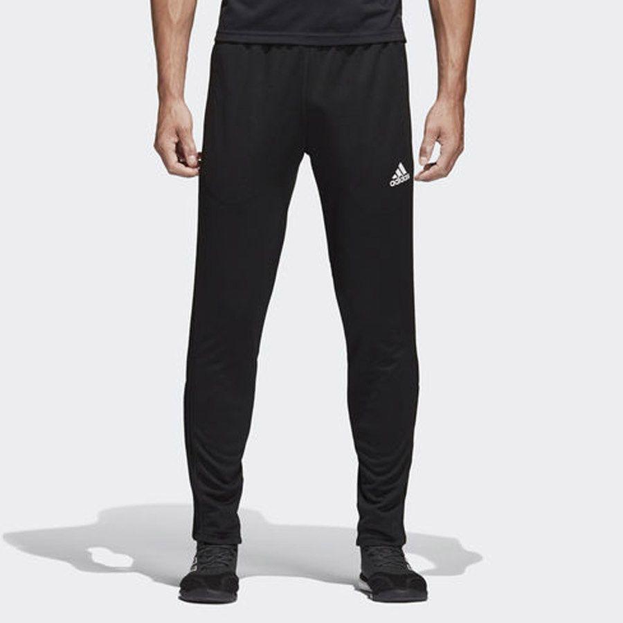 Adidas Spodnie piłkarskie Condivo 18 czarne r. S (BS0526) ID produktu: 4203045