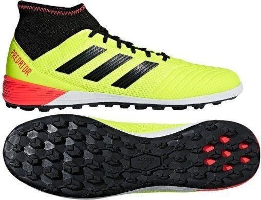 Adidas Buty piłkarskie Predator Tango 18.3 TF żółte r. 41 13 (DB2134) ID produktu: 4203497