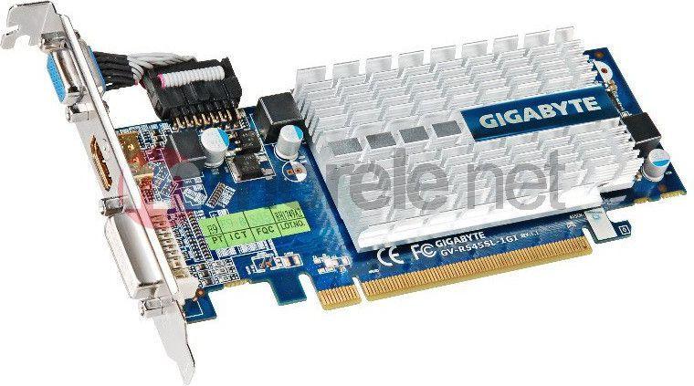 Gigabyte GV-R545SL-1GI AMD Graphics Windows