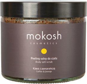 Mokosh Cosmetics Body Salt Srub Coffe & Orange peeling solny do ciała Kawa z Pomarańczą 300g 1