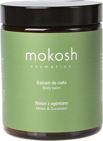 Mokosh Balsam do ciała Melon z ogórkiem 180ml 1