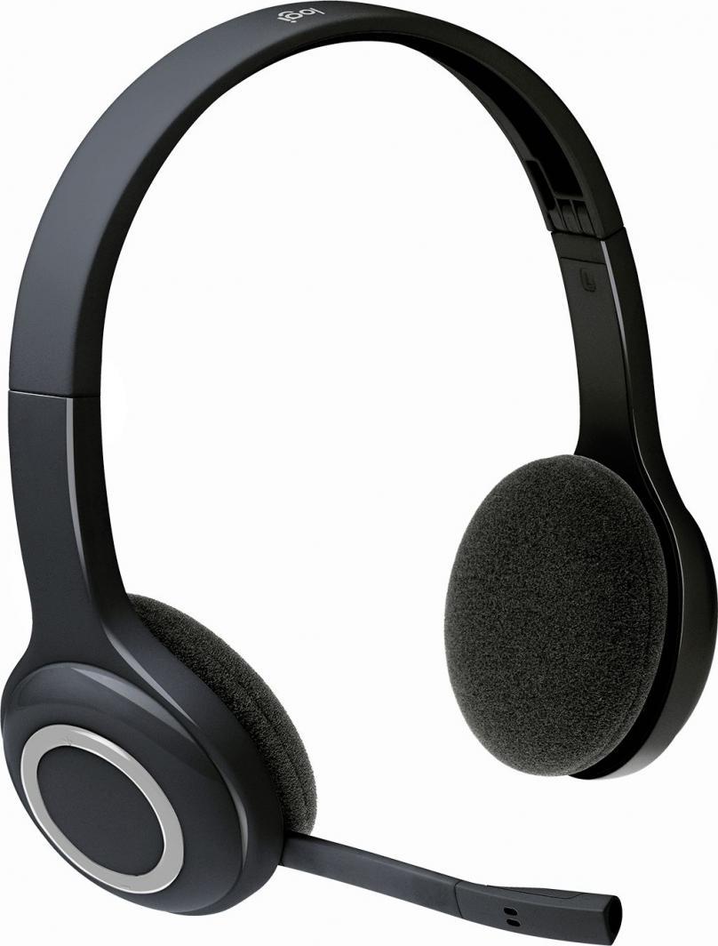 Słuchawki z mikrofonem Logitech H600 (981-000342) 1