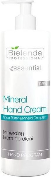 Bielenda Hand Program Mineral Hand Cream Mineralny krem do dłoni 500 ml 1