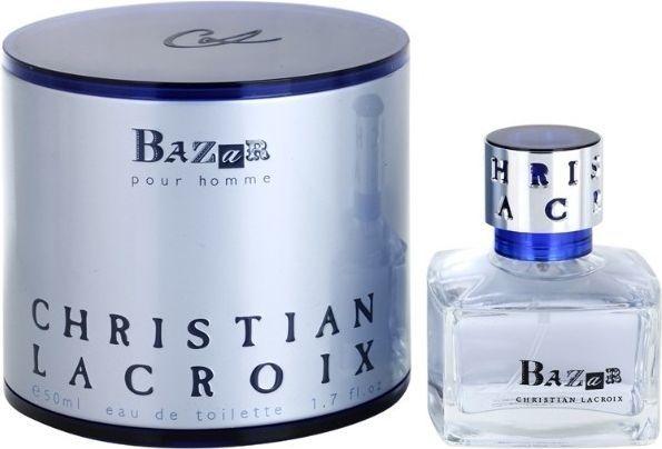 christian lacroix bazar pour homme woda toaletowa 100 ml false