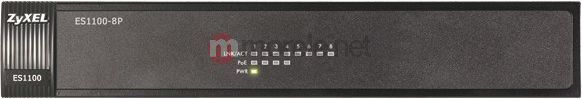 Switch Zyxel ES1100-8P-EU01F 1