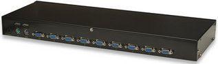 Przełącznik Intellinet Network Solutions przeł…cznik 8 portów combo USB + PS/2 rack 19\'\' OSD (506441) 1