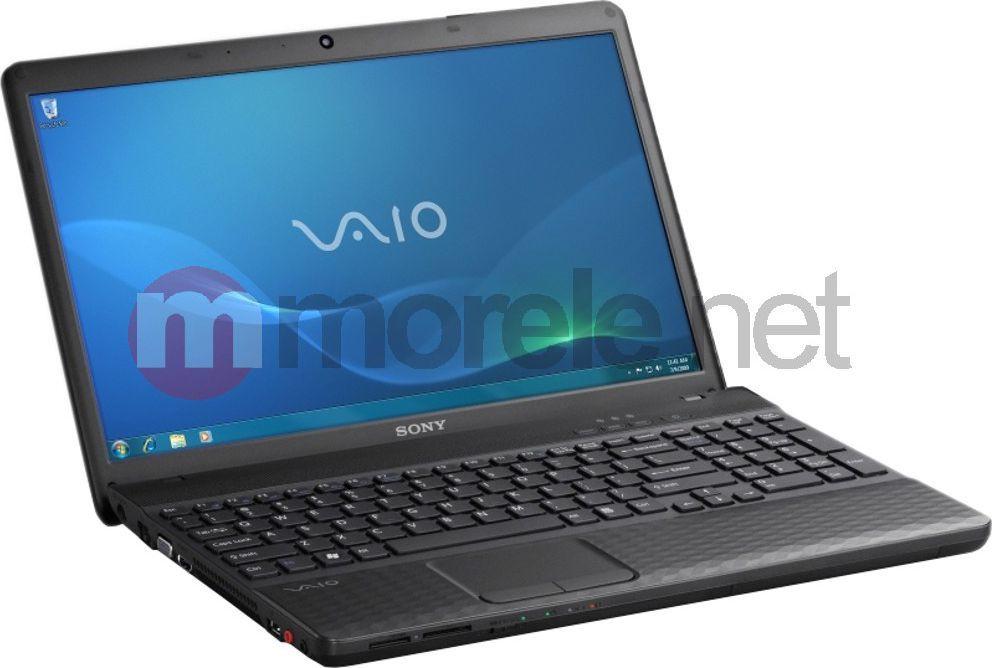 Laptop Sony VAIO VPCEJ2S1E/B 1