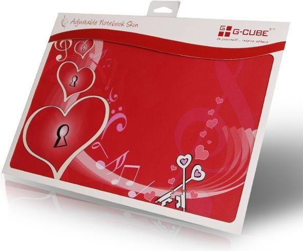 G-Cube Naklejka laptop Enchanted Heart GCBSE17SS 1