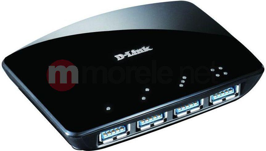 HUB USB D-Link 4x USB-A 3.0 (DUB1340) 1