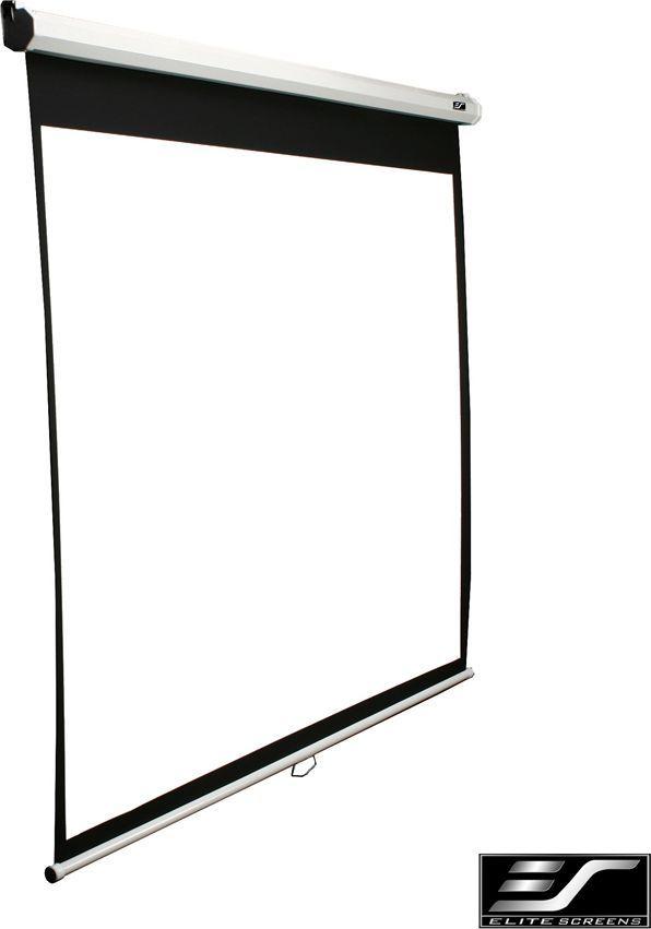 Ekran projekcyjny Elite Screens Ekran rę™czny ś›cienny 213,4x213,4 MaxWhite (M119XWS1) 1