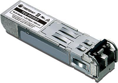 Moduł SFP TRENDnet miniGBIC Module 1x1000Mbps-SX LC 550m TEG-MGBSX 1