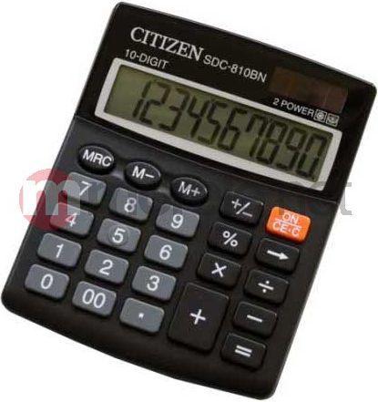 Kalkulator Citizen SDC-810BN 1