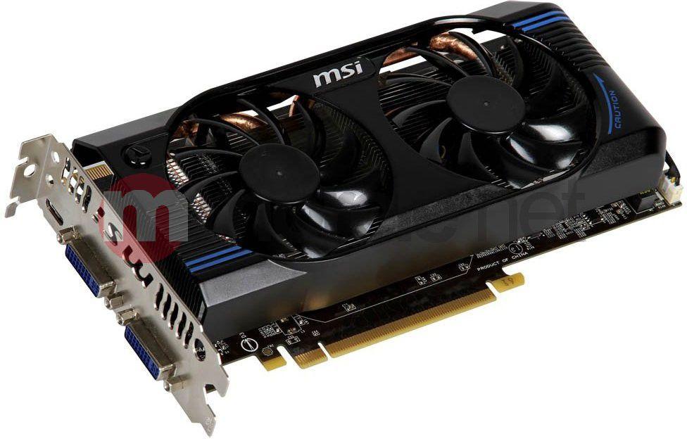 Karta graficzna MSI N560GTX-TI-M2D1GD5 /OC 1