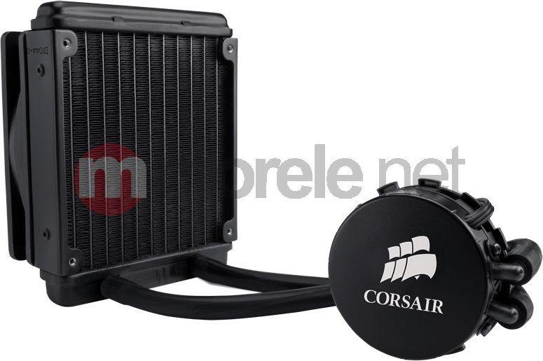 Chłodzenie wodne Corsair Hydro Series H40 CPU Cooler, LGA1156, LGA775, LGA1366, AM2 and AM3 compatible (CW-9060001-WW) - Promo! 1