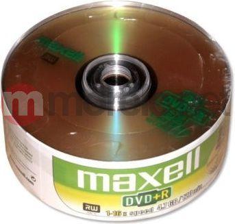 Maxell DVD-R 4.7 GB 16x 25 sztuk (275731.30.TW) 1