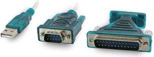 Kabel USB 4World USB to Serial Adapter - WOREK (01434-OEM) 1