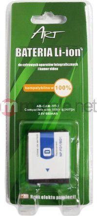 Akumulator Art BD1/FD13.6V 680 mAh (BAART AB-CAM-SO-2) 1