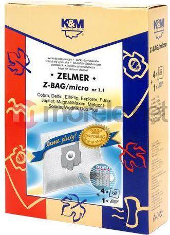 Worek do odkurzacza K&M Z-BAG MICRO (4+1) Worek flizelinowy 1