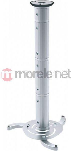 Uchwyt do projektorów 2x3 sufitowy/10kg/80-980mm/srebrny (2x3 UPC2) 1