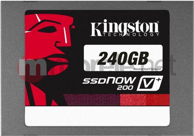 Driver UPDATE: Kingston SVP200S3 240GB SSD