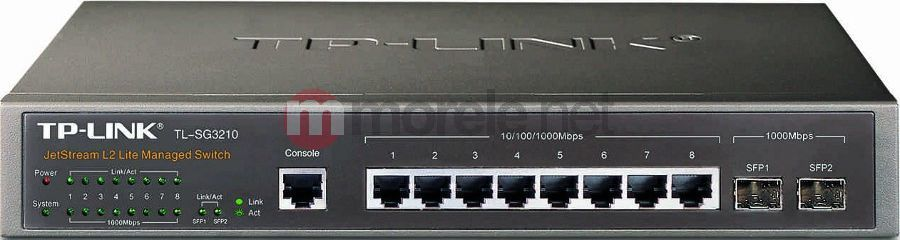 Switch TP-Link T2500G-10TS 1
