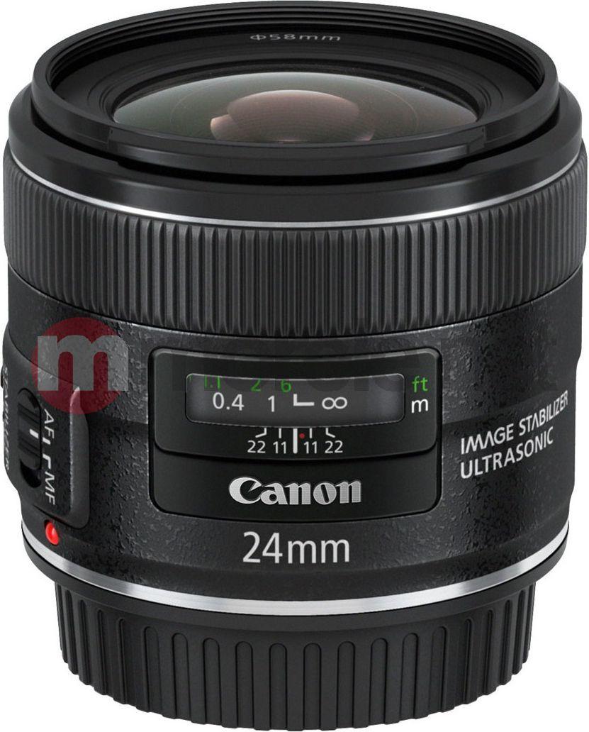 Obiektyw Canon IS USM 24 mm (5345B005AA) 1
