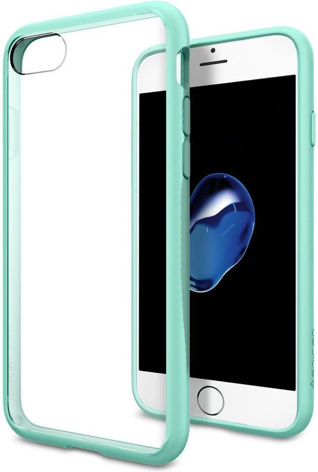 Spigen Ultra Hybrid iPhone 7/8, mint 1