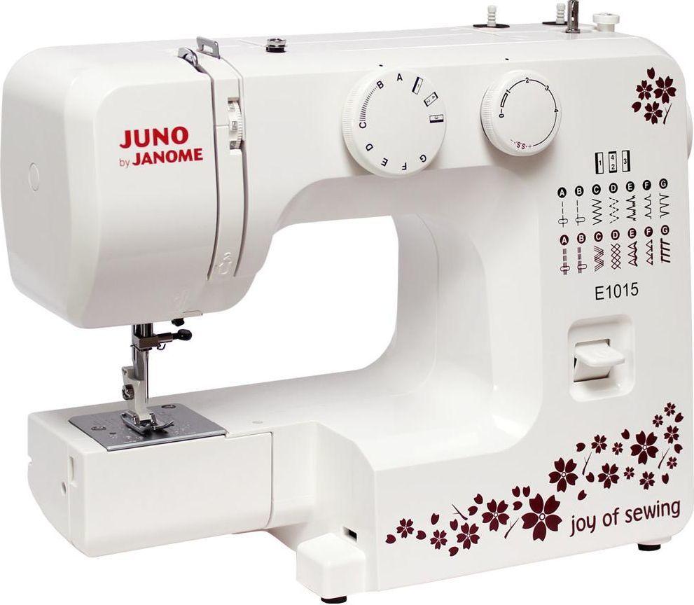 Maszyna do szycia Janome JUNO E1015 1