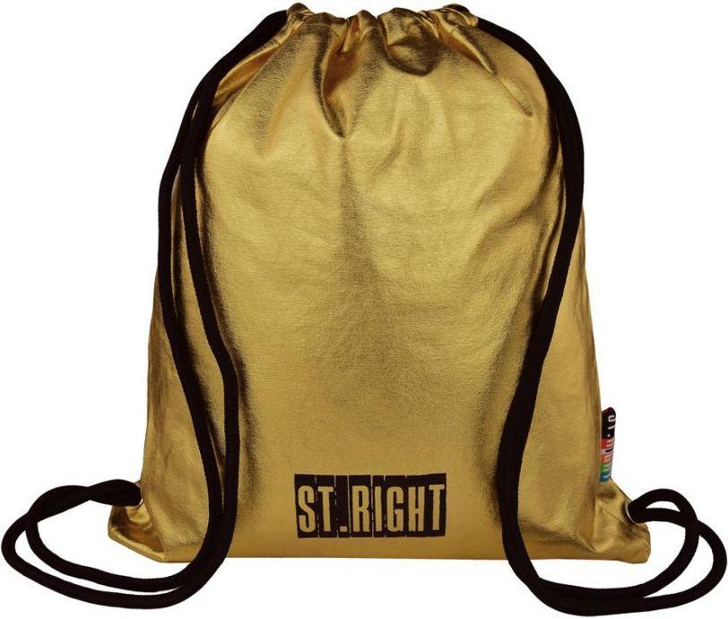 St. Majewski Plecak na sznurkach SO-11 GOLD St.Right 1