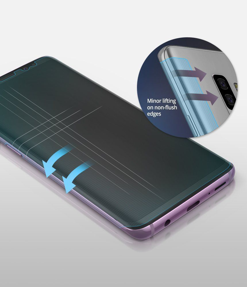 Ringke INVISIBLE DEFENDER GALAXY S9+ PLUS 1