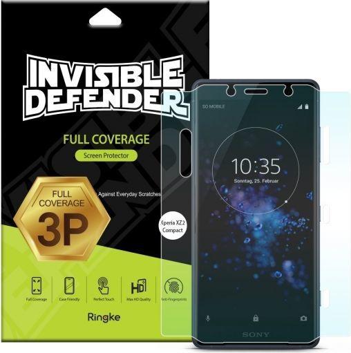 Ringke Folia Invisible Defender do SONY XPERIA XZ2 COMPACT 1