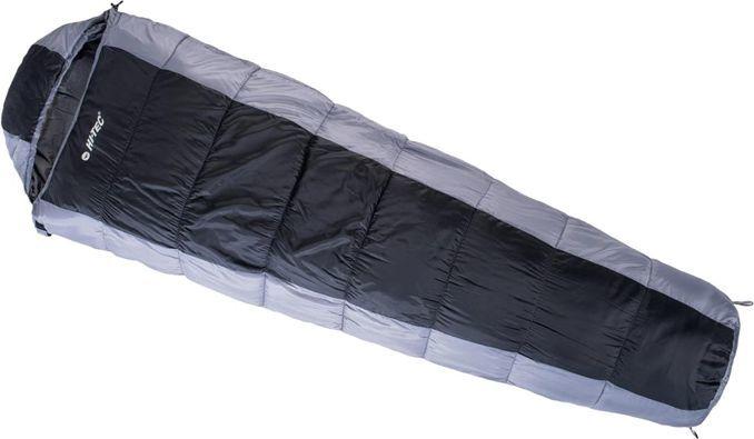 HI-TEC Śpiwór Karis stretch limo/steel gray 1