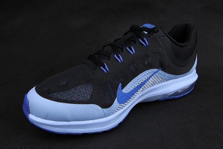 Nike Buty damskie Wmns Air Max Dynasty czarno fioletowe r. 38 12 (852445 007) ID produktu: 4535960