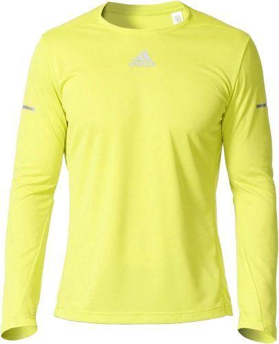 e3ac8314da9f6 Adidas Koszulka męska Sequencials Climalite Longsleeve Tee zielona r. S  (B43377)