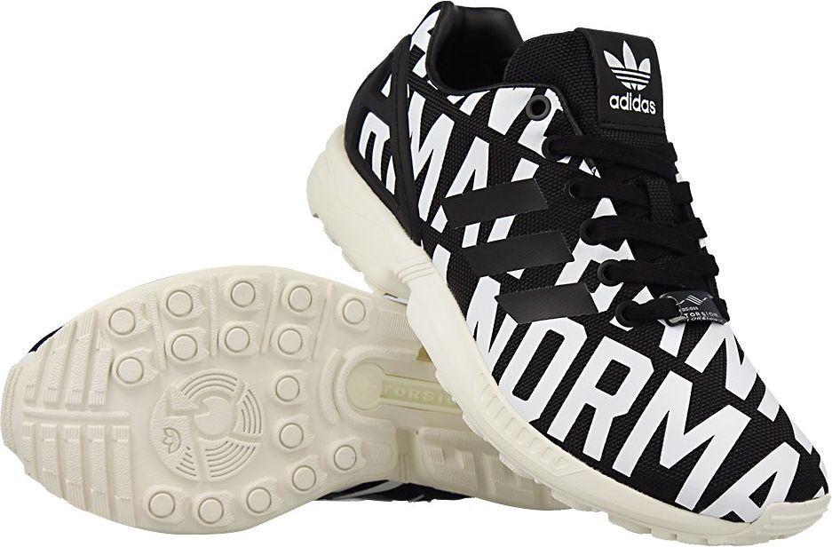 Adidas Buty damskie X Rita Ora Zx Flux czarno białe r. 37 13 (B72683) ID produktu: 4539036