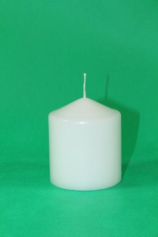 Art-Pol Świeca Pieńkowa 90/80 090 Biały (102036) 1