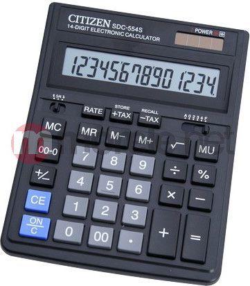 Kalkulator Citizen SDC-554S 1