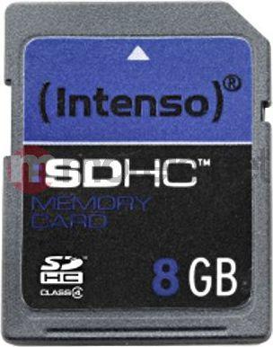 Karta Intenso SDHC 8 GB Class 4  (3401460) 1