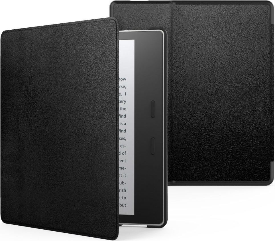 Pokrowiec Tech-Protect Smartcase do Kindle Oasis 2 czarne 1