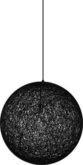 Lampa wisząca King Home Luna nowoczesna czarny  (5900168815636) 1