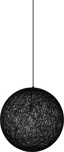 Lampa wisząca King Home Luna nowoczesna minimalistyczna klasyczna glamour czarny  (5900168814929) 1